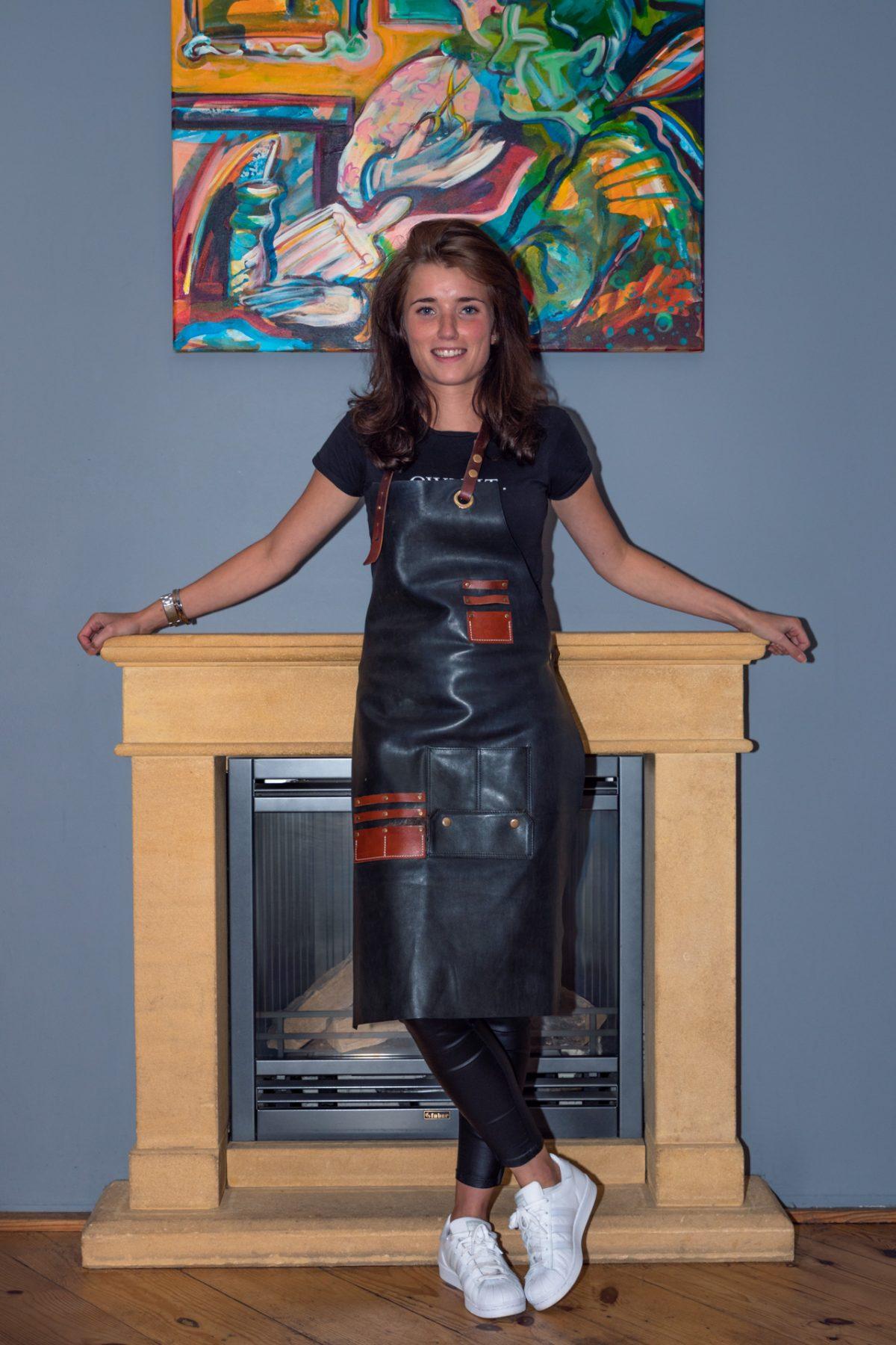 Viola van den Bergh, Wereld Kapper Alphen a/d Rijn