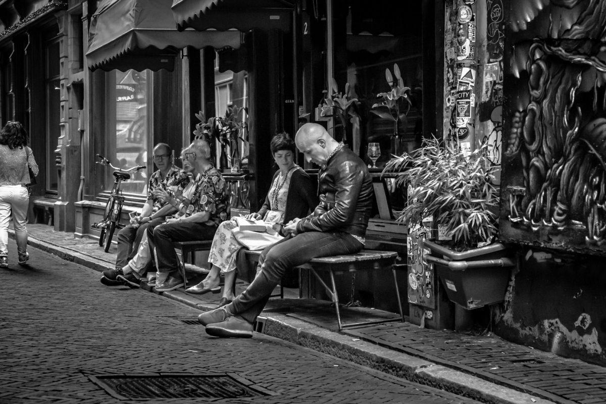 Belgique Vrienden Van Café, Amsterdam
