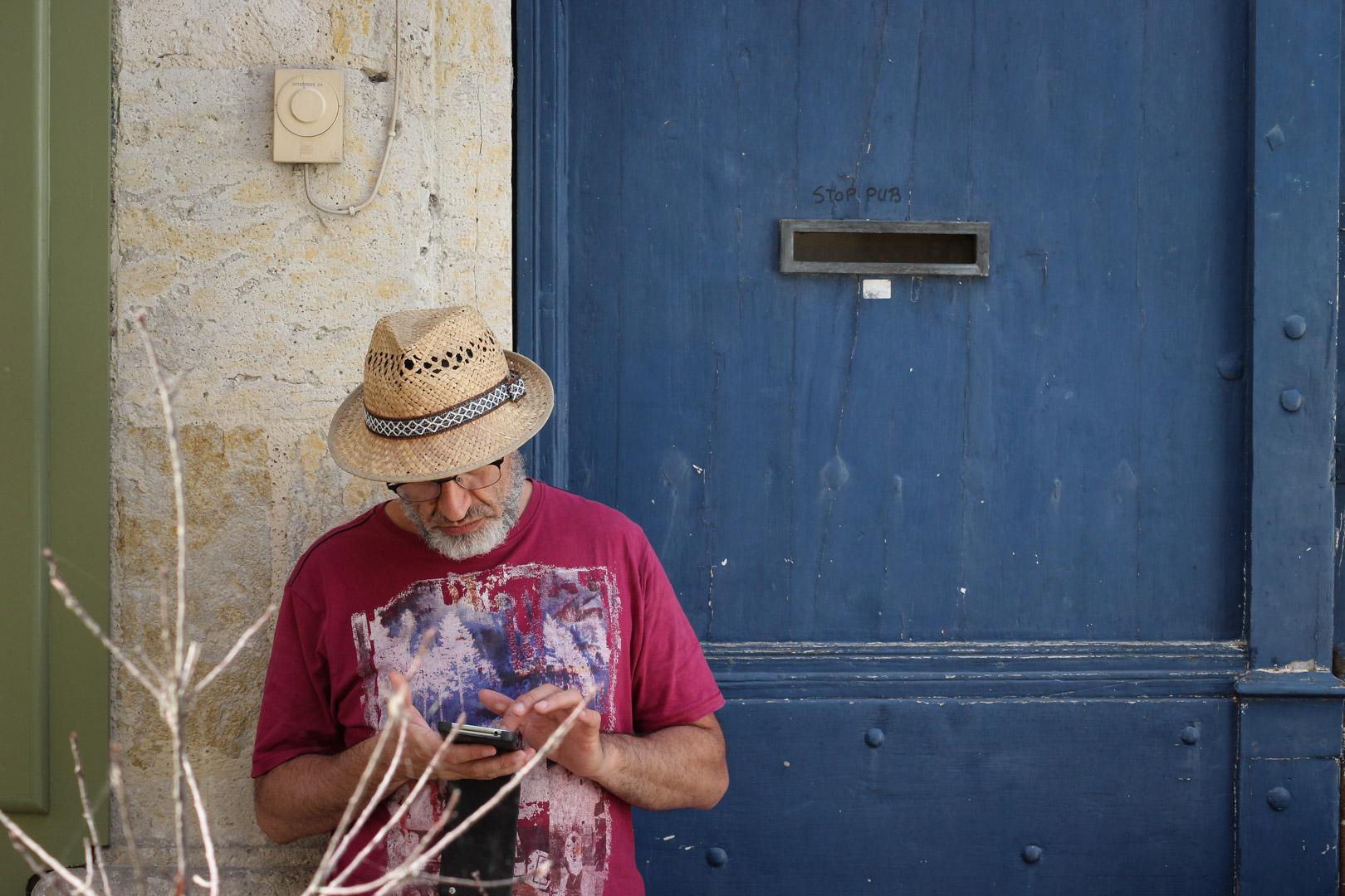 Lecture, Dordogne France