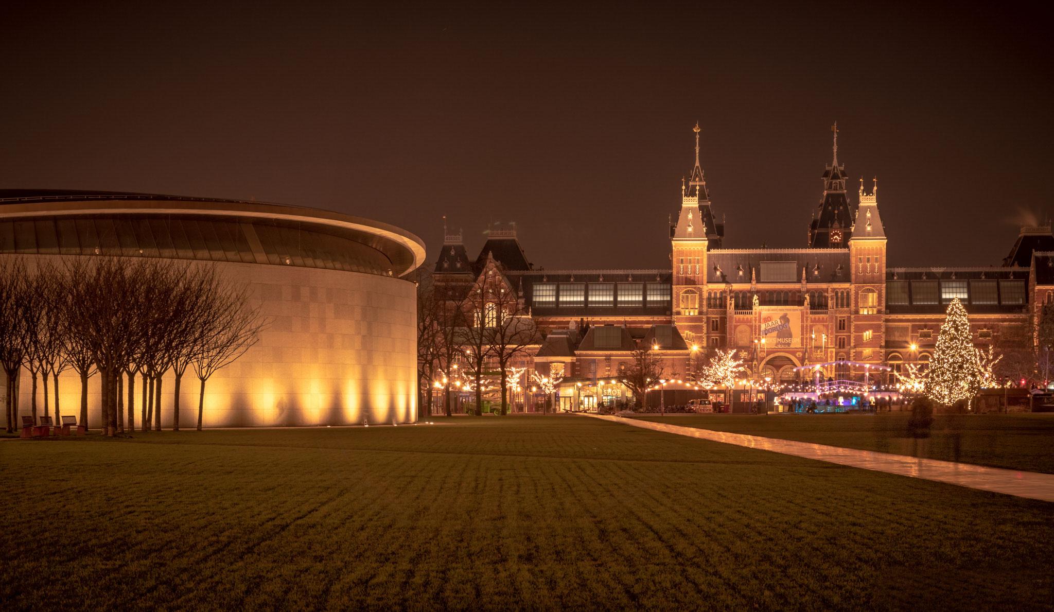 Intraplant Naaldwijk, Museumplein Amsterdam