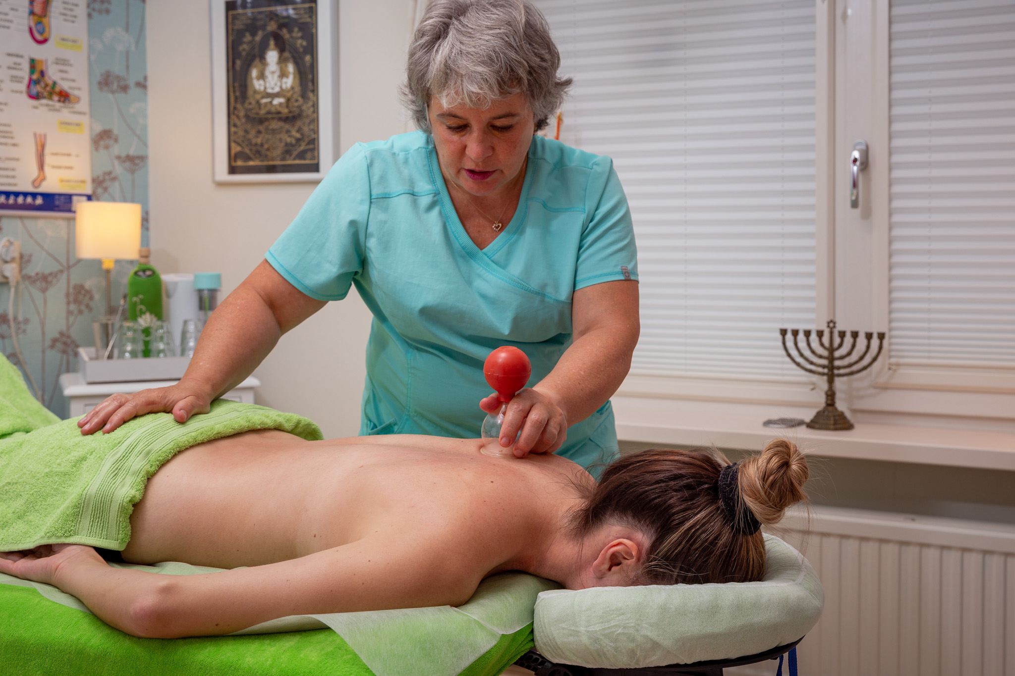 Patricia Grasman, Bodycare Sportmassage Beverwijk
