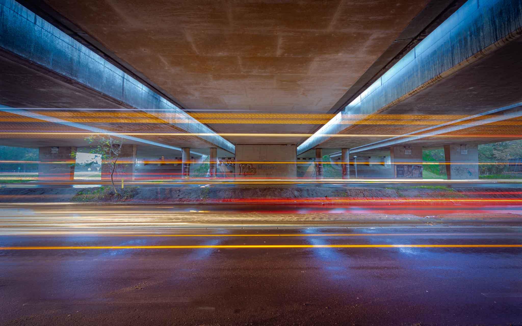 Viaduct A4, Amsterdam